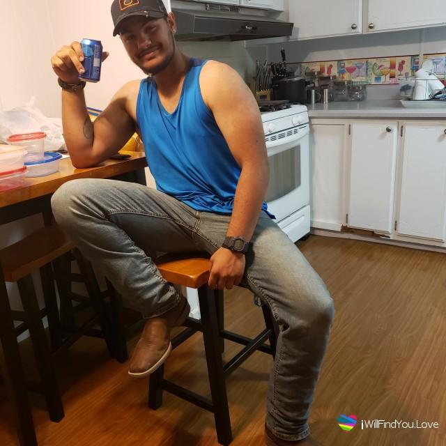 Tobias, 19, Cut off LA, US